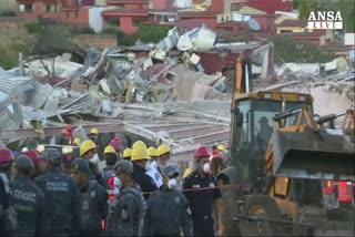 Messico: esplosione in ospedale, 2 morti