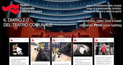 Teatro Comunale di Vicenza, app e diario 2.0 per spettatori ...
