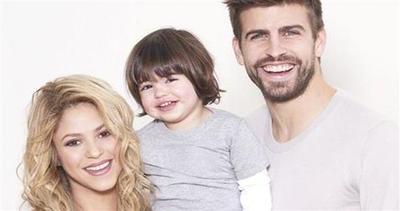 Shakira dà alla luce un bel maschietto