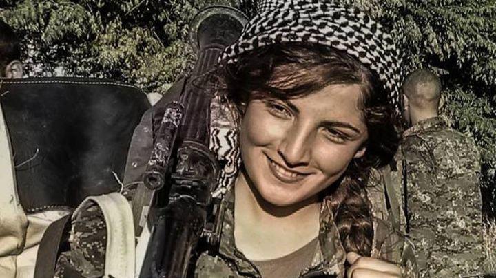 Kobane, ecco le ragazze curde che hanno sconfitto l'Isis    ...