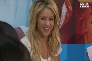 Shakira, e' nata la figlia Sasha
