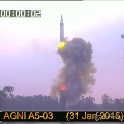 Testato in India missile a lungo raggio: a bordo fino a ...