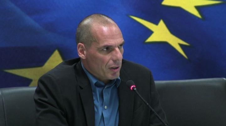 Grecia, Varoufakis: lavoreremo con Ue ma non con la Troika  ...