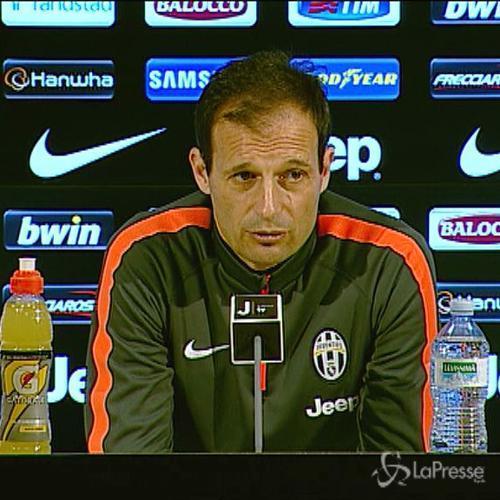 Allegri: Nessun problema tra me e Vidal, tornerà contro ...