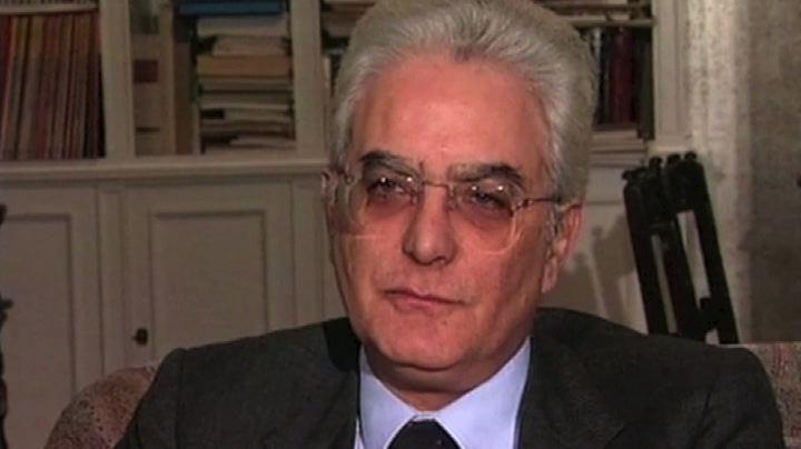 Sergio Mattarella, dodicesimo presidente della Repubblica   ...