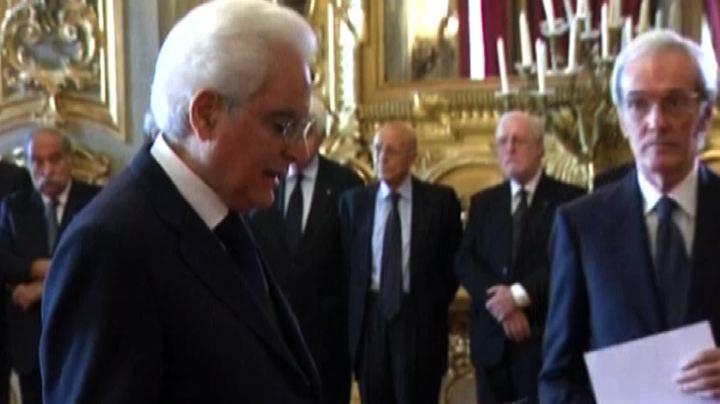 Mattarella presidente, in Aula un consenso sopra le ...