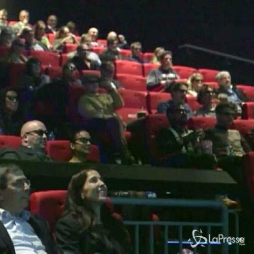 Nel Regno Unito il primo cinema in 4D: fulmini, vento e ...