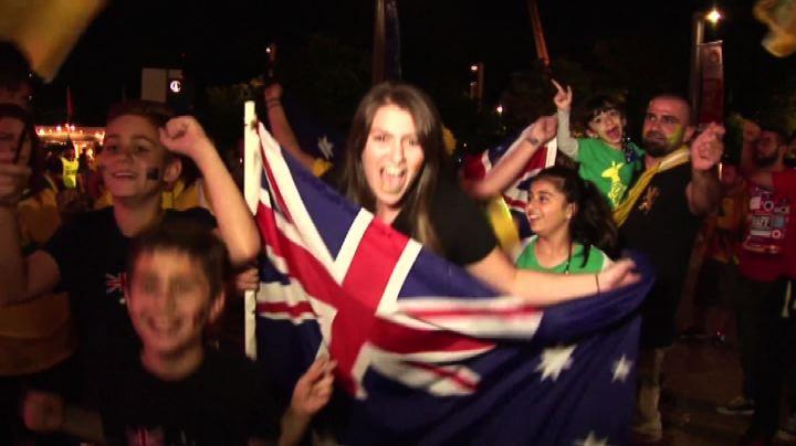 L'Australia vince la Coppa D'Asia, festa a Sydney - Nude ...