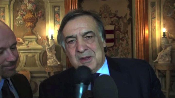 Quirinale, Leoluca Orlando: buon lavoro presidente ...