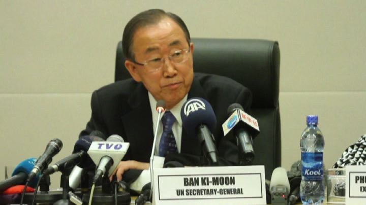 Ban Ki-moon (Onu): sostegno alle forze UA contro Boko Haram ...