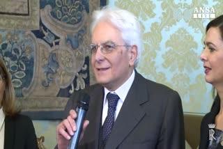Mattarella presidente e Pd plaude a ritrovata unita'
