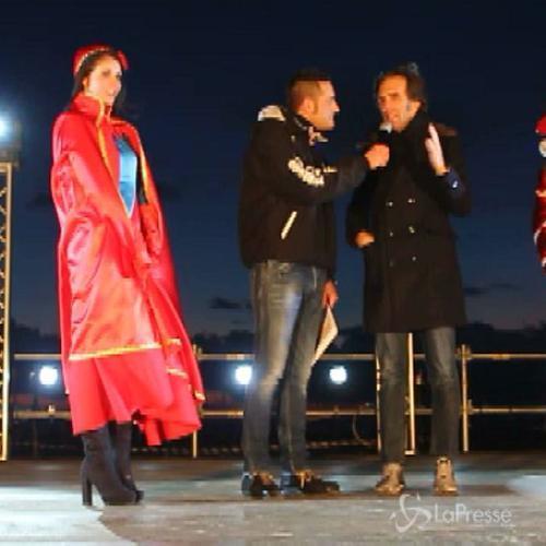 Al via il carnevale di Viareggio, fra gli ospiti Miss ...