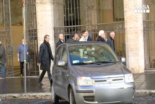 Messa e passeggiata per Mattarella