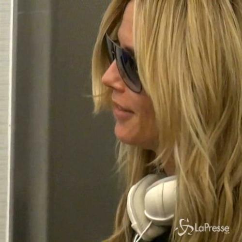 Heidi Klum, sexy 40enne, presenta linea di intimo e poi ...