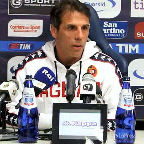 Calcio, Zola: Cagliari in buon salute, con l'Inter ce la ...