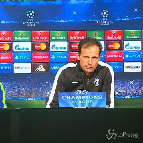 Allegri: Con Borussia Dortmund non è la partita della ...