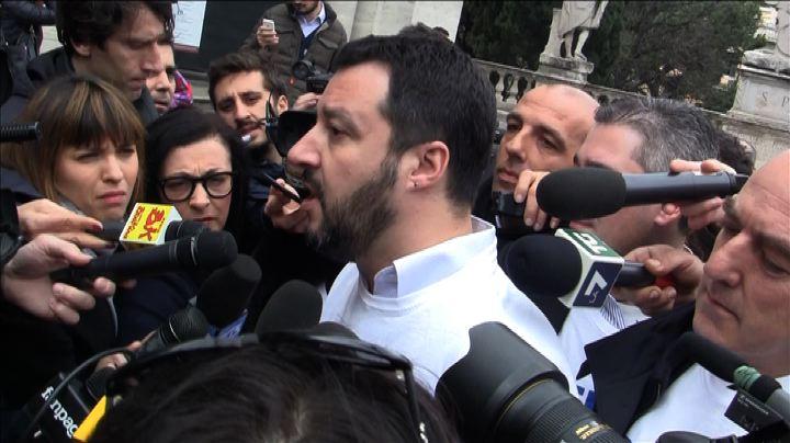 Veneto, Salvini: Non ci sono due anime Lega, si rielegge ...