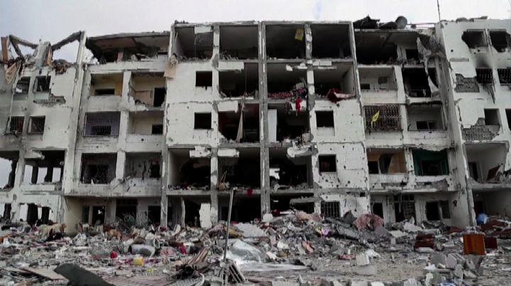 La denuncia di Oxfam: servono 100 anni per ricostruire Gaza ...