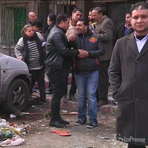 Egitto, esplose 5 bombe al Cairo: un morto e 5 feriti