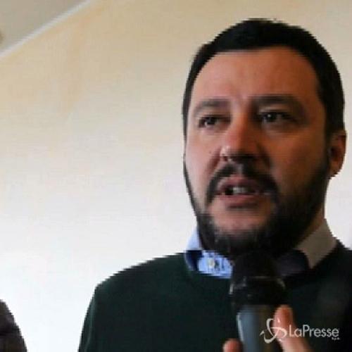 Salvini in tour in Toscana: Non credo più a categorie ...