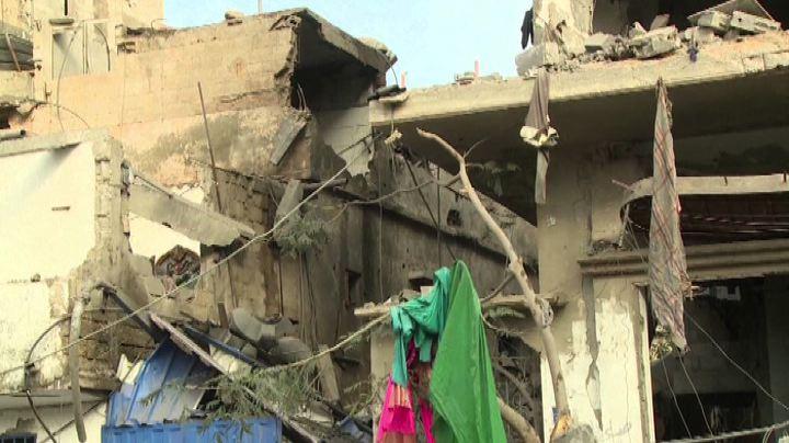 Gaza, gli sfollati dell'ultima guerra senza casa da sei ...