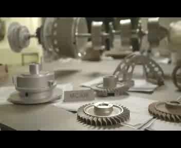 Il primo motore a reazione stampato in 3d