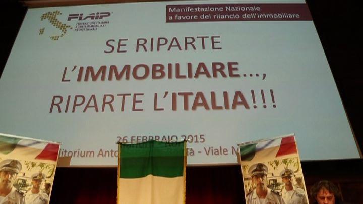 Fiaip: rilanciare l'immobiliare per far ripartire l'Italia  ...