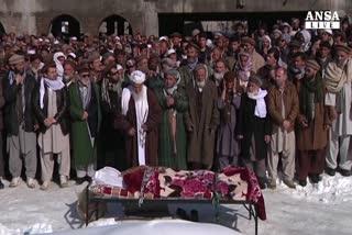 Afghanistan: almeno 187 morti per valanghe