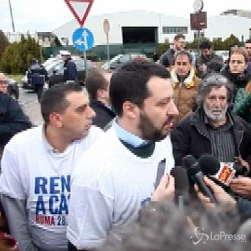 Salvini fa tappa in Toscana, domani manifestazione Lega a ...