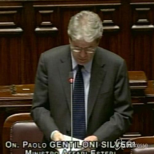 Libia, Gentiloni: Italia pronta a fare la sua parte