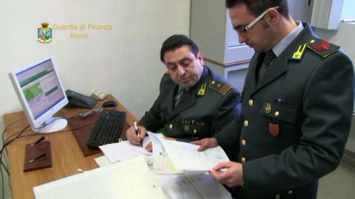 """""""Mafia Roma"""", sequestrati 3,5 mln di beni a Gaglianone e De ..."""