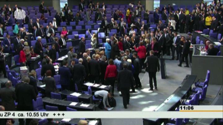 Ok Bundestag Germania a proroga aiuti Grecia, ma resta ...