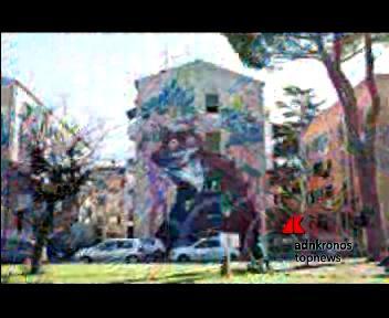 Roma, sei facciate di Hitnes e San Basilio cambia volto     ...