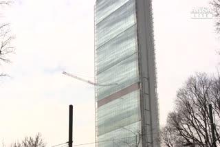 Cresce ancora grattacielo Isozaki: e' piu' alto d'Italia    ...