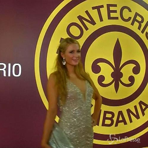 Paris Hilton e Naomi Campbel a L'Avana: chiacchiere con il ...