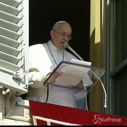 Papa: Basta intollerabili brutalità in Siria e in Iraq per ...