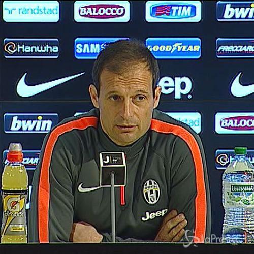 Allegri: No emergenza, Pogba e Vidal stanno abbastanza bene ...