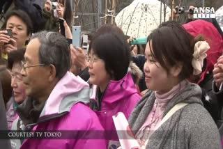 William in Giappone, omaggio a vittime tsunami