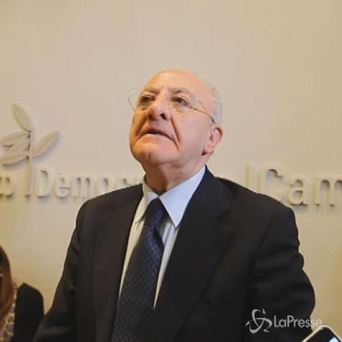 Primarie Pd in Campania, De Luca verso vittoria: Da ...