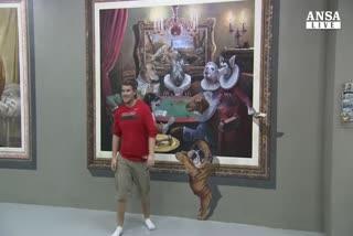 A Manila l'intero museo e' 3D