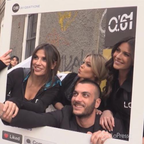 Caracciolo, Caramis e Mazza per Q61 a Milano: tre bellezze ...
