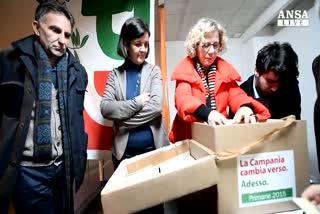 Primarie Campania:vince De Luca con 52%