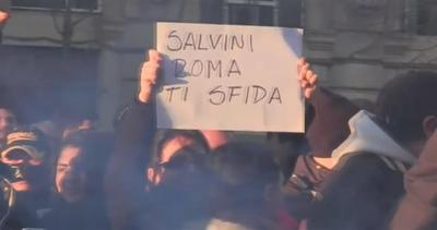 Roma contro Salvini: ecco i momenti più caldi
