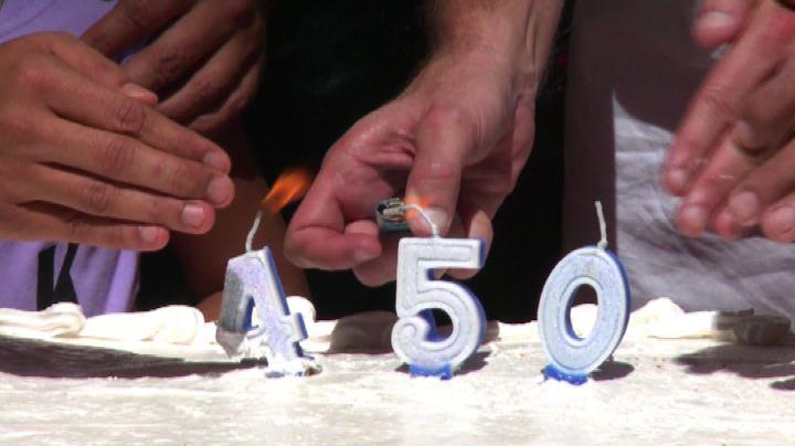 Rio de Janeiro festeggia 450 anni dalla fondazione