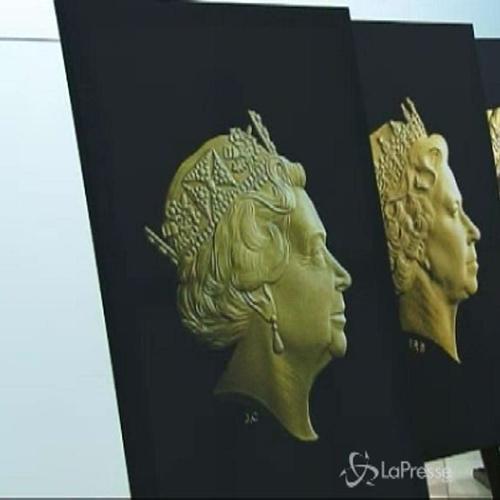 Regina Elisabetta cambia look: ecco nuovo ritratto che ...