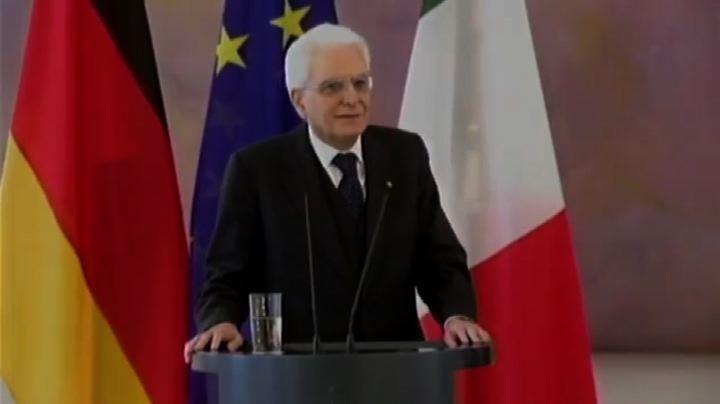 Mattarella a Berlino: occorre fare di più per integrazione ...