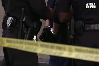 Polizia Los Angeles uccide un senzatetto