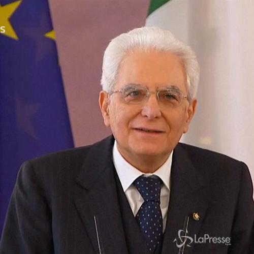 Berlino, Mattarella a Gauck: Mantenere stretto rapporto tra ...