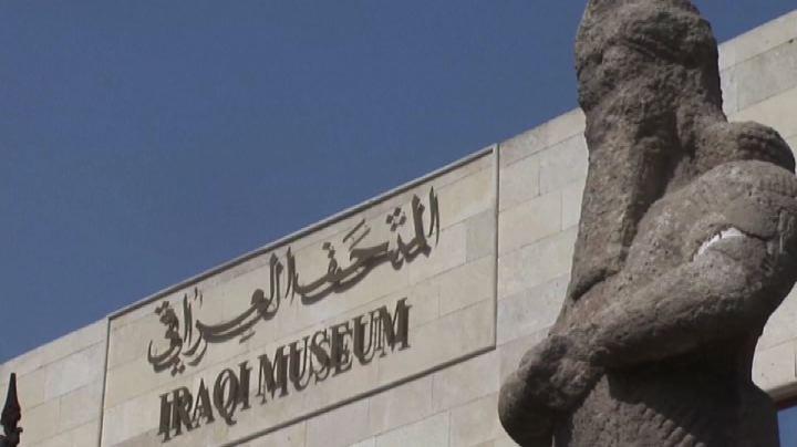 Iraq, riaperto il museo di Baghdad saccheggiato nel 2003    ...