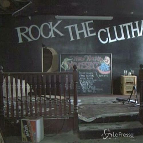 Glasgow, riapre a maggio il Clutha: pub travolto da ...